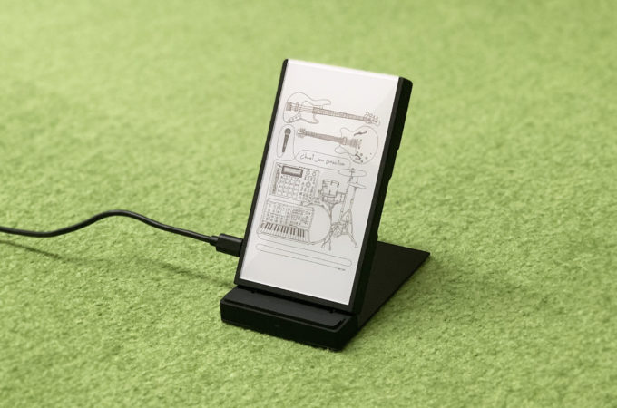 Cheat Jam Direction WIRELESS CHARGER STAND